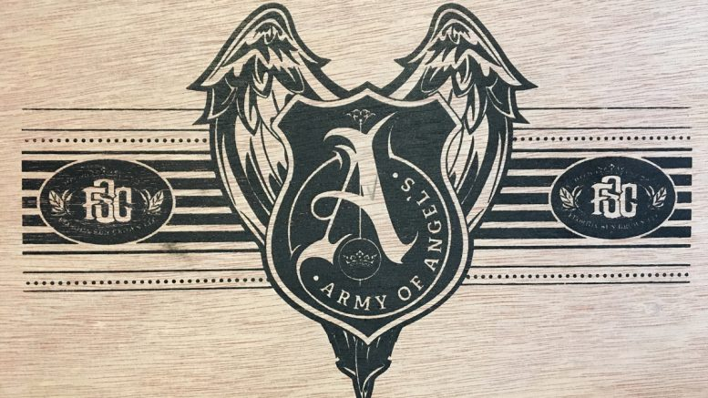 Army of Angels box top