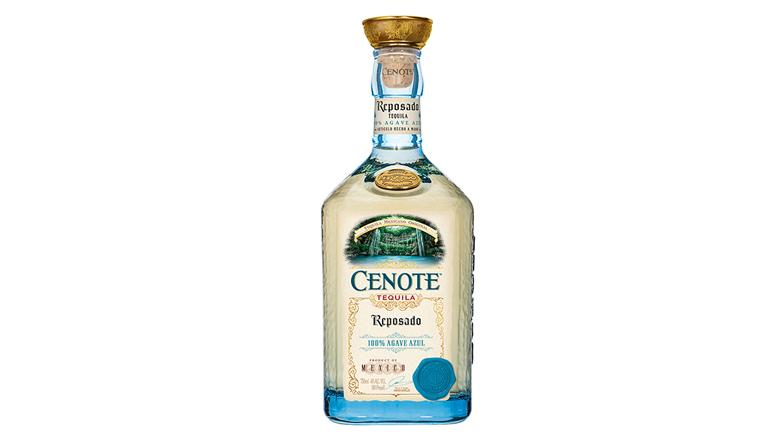 Cenote Reposado bottle