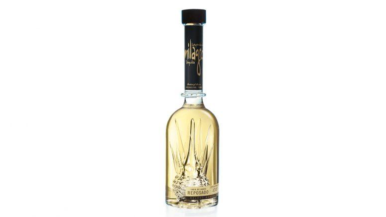 Milagro Select Barrel Reserve Reposado bottle