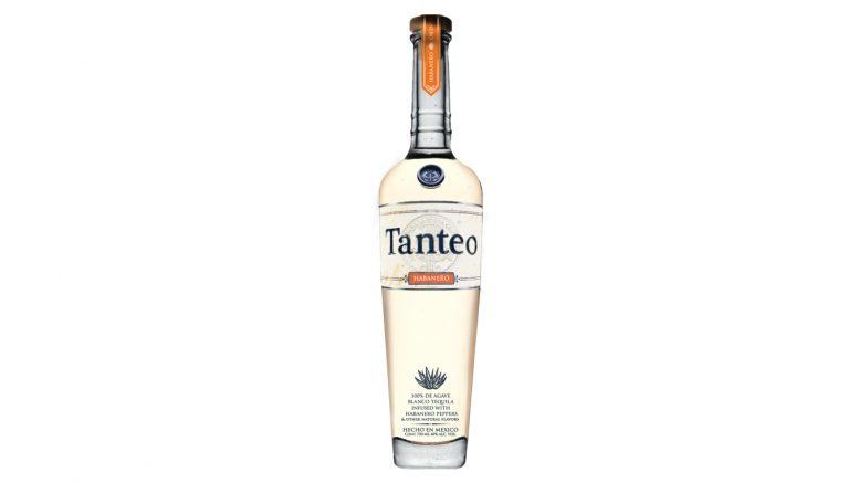 Tanteo Habanero Tequila bottle
