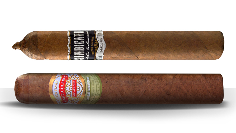 Cigar Dave Officers Club selection for July 2018 is a Sindicato Sampler featuring Sindicato Maduro, Particulares and the new Cubico