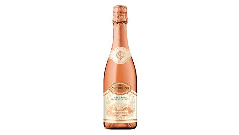 Chateau St. Jean Sparkling Rosé bottle