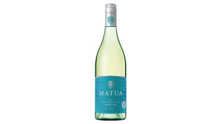 Matua Sauvignon Blanc bottle
