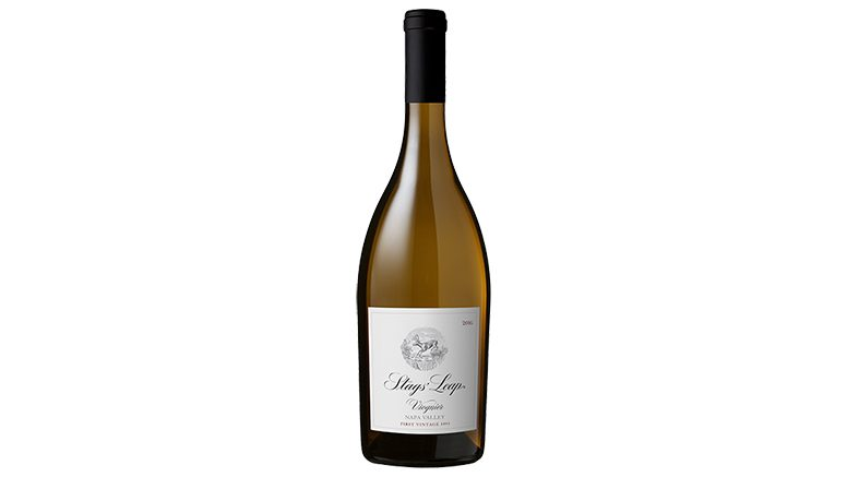 Stags Leap Viognier bottle