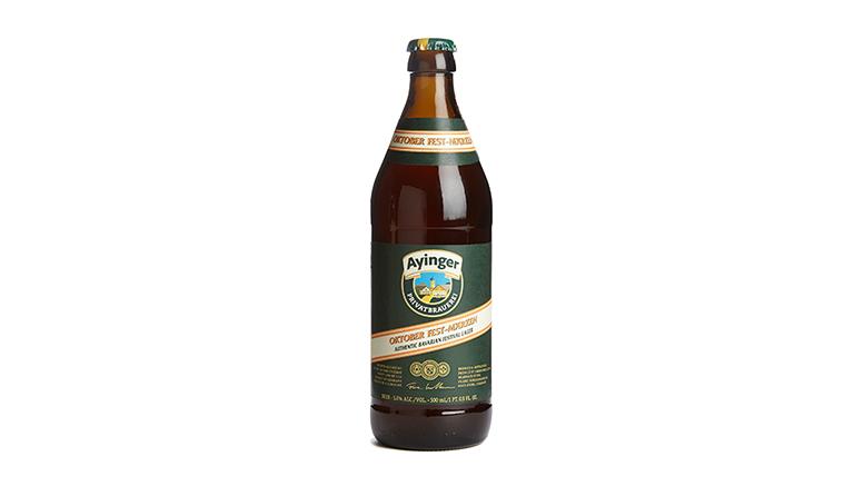 Ayinger Oktober Fest-Märzen bottle