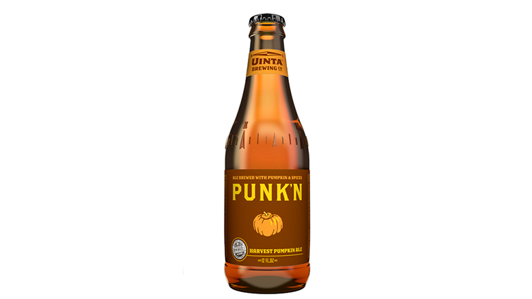 Punk'n bottle from Uinta Brewing