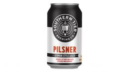 Southern Tier Pilsner can