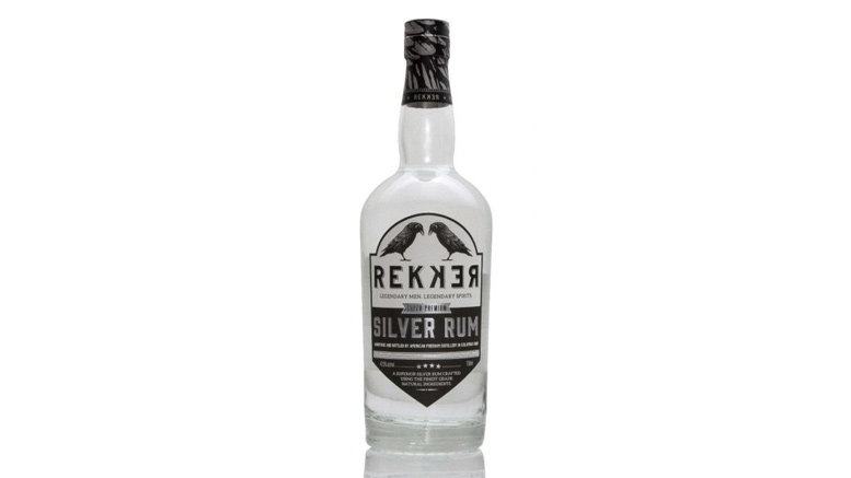Rekkar Rum bottle from American Freedom Distillery