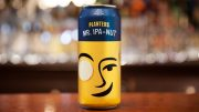 Planters Mr. IPA Nut beer
