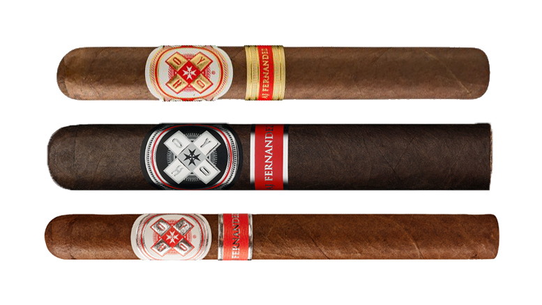 The Cigar Dave Officers Club selection for April 2019 is a Hoyo La Amistad Vertical Sampler including the Hoyo La Amistad Gold, Hoyo La Amistad Silver and the Hoyo La Amistad Black