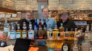 Cigar Dave's 2019 Cinco de Mayo Tequila Tasting Maneuvers from Davidoff of Geneva Since 1911 in Tampa, FL, with Sommerlier Dave and Tommy D as we sample 28 tequilas