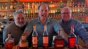 Cigar Dave's 2019 Mega Bourbon Tasting Maneuvers with Sommelier Dave and Tommy D from the Davidoff of Geneva Since 1911 store in Tampa, FL