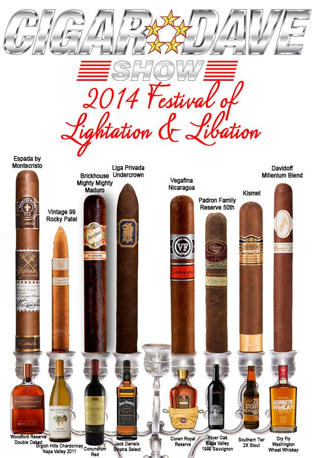2014 Festival of Lightation and Libation Night 8